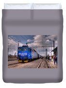 Czech Express Duvet Cover