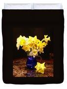 Daffodil Bouquet Duvet Cover