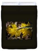 Daffodil Sunshine Duvet Cover