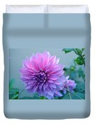 Dahlia Flower2 Duvet Cover