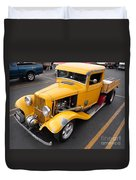 Daily Driver Duvet Cover by Customikes Fun Photography and Film Aka K Mikael Wallin