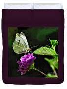 Dainty Butterfly 2 Duvet Cover