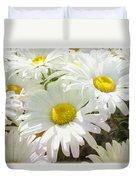 Daisy Summer Garden Duvet Cover