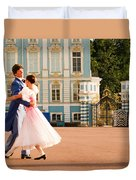 Dance At Saint Catherine Palace Duvet Cover