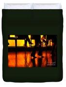 Dance Duvet Cover