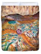 Dance Of The Elements Duvet Cover