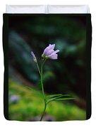 Dancing Flower Duvet Cover