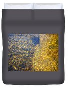 Dancing Lines And Stones Duvet Cover