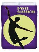 Classical Dancer Duvet Cover
