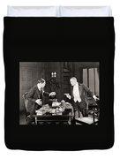 Daredevil Jack, 1920 Duvet Cover