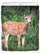Darling Fawn Duvet Cover
