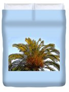 Date Palm Duvet Cover
