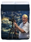 Dave Bell - Photographer Duvet Cover