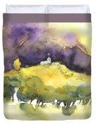 Dawn 23 Duvet Cover