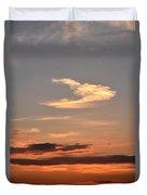 Dawn August 1 2012 Duvet Cover