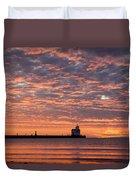 Dawn Highlights Duvet Cover