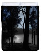 Day Or Night Duvet Cover