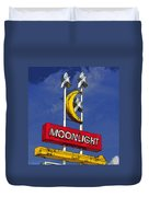 Daylight At The Moonlight Duvet Cover