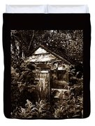 Dead Shed  Duvet Cover