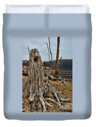 Dead Wood Duvet Cover