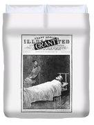 Death Of Ulysses S. Grant Duvet Cover