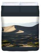 Death Valley Dunes Duvet Cover