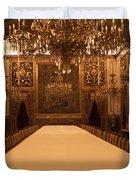 Decorative Dining Duvet Cover