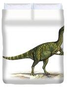 Deinocheirus Mirificus, A Prehistoric Duvet Cover