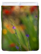Delicate And Vivid Duvet Cover