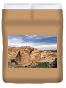 Delicate Arch Viewpoint - D004091 Duvet Cover