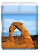 Delicate Sights Duvet Cover
