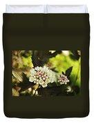 Delicate Spring Bloom Duvet Cover