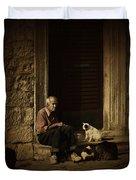 Dementia Duvet Cover by Andrew Paranavitana