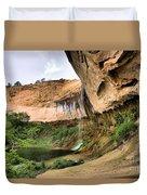 Demon Canyon Duvet Cover