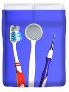 Dental Equipment Duvet Cover