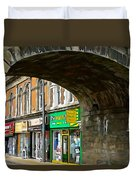 Derry Shops Duvet Cover