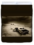 Desert Arizona Usa Duvet Cover