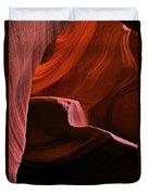 Desert Depths Duvet Cover