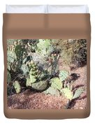 Desert's Collection Of Dried Flowers 3 Duvet Cover