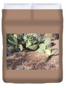 Desert's Collection Of Dried Flowers1 Duvet Cover