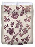Design For A Silk Damask Duvet Cover