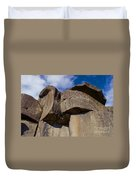 Devil's Den Formation 74 Duvet Cover by Paul W Faust -  Impressions of Light