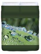 Dew Beads Duvet Cover