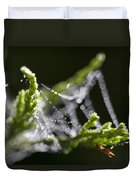 Dew With The Jitters Duvet Cover