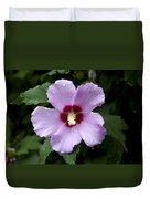 Dewey Hibiscus Duvet Cover