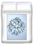 Diamonds... Duvet Cover