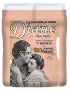 Diane Duvet Cover by Mel Thompson