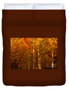 Did You Say Trees Duvet Cover