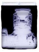 Digital Camera, X-ray Duvet Cover