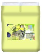 Digital Design 246 Duvet Cover